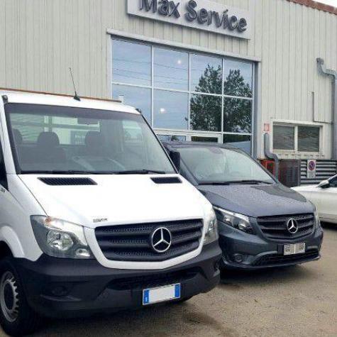 Veicoli Mercedes