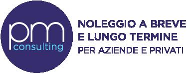 Logo nuovo Pm Consulting Noleggi 2-01