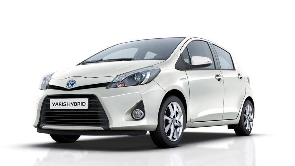 Toyota Yaris Ibrida Noleggio a lungo termine