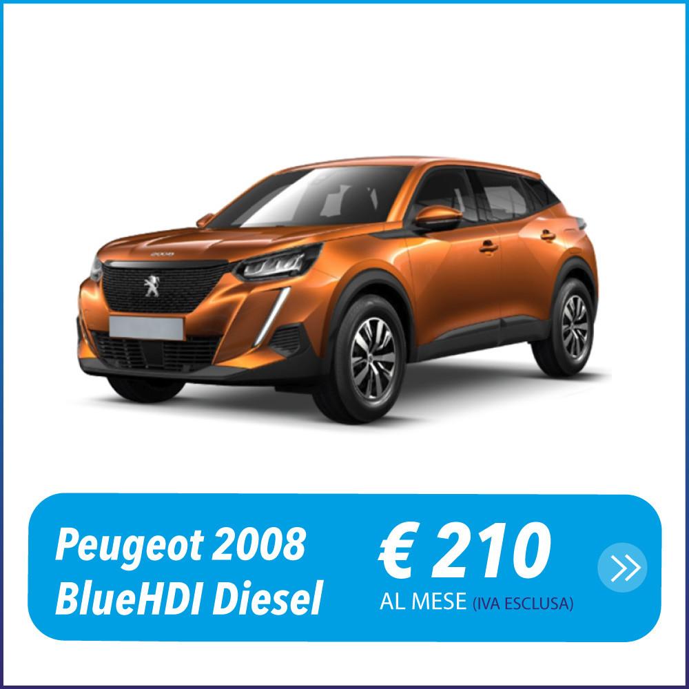 Peugeot 2008 BlueHDI Diesel 100cv Active