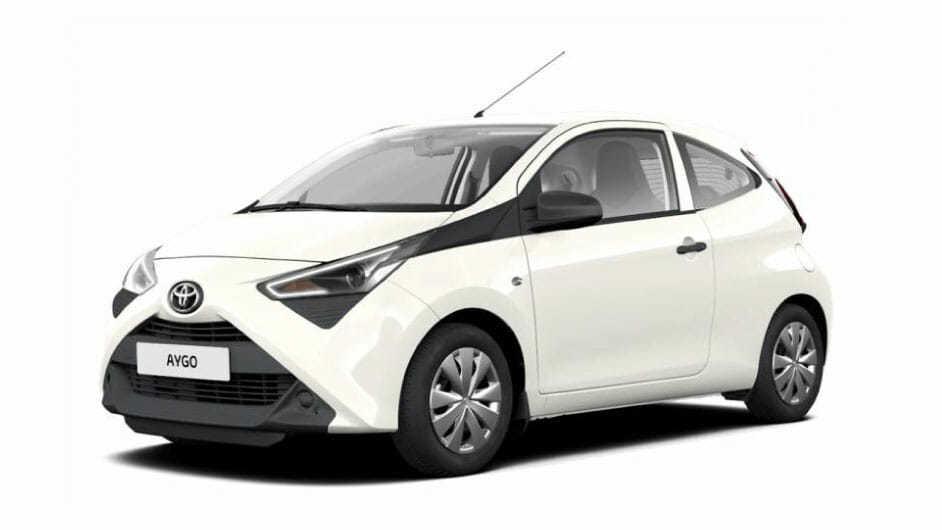 Toyota Aygo Connect 1,0 VVT-I 5 Porte
