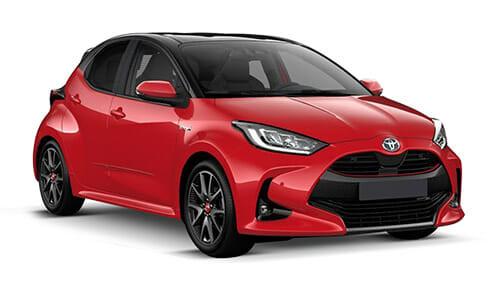 Toyota Yaris Hybrid - Noleggio a lungo termine