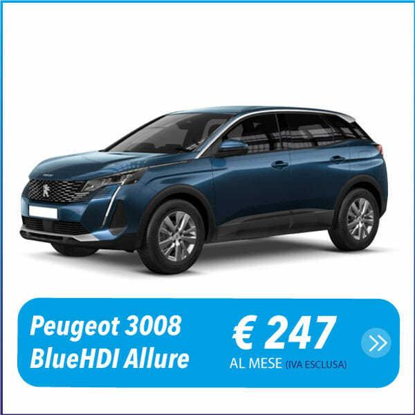 Peugeot 3008 BlueHDI Diesel