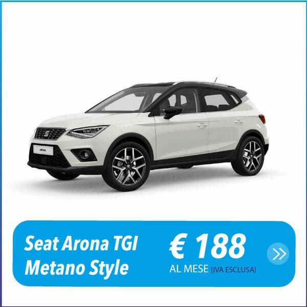 Seat Arona TGI Metano Style