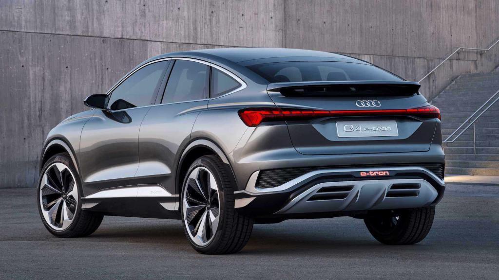 Nuova Audi Q4 e-tron 2021
